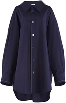 Sonia Rykiel Parachute Shirt Dress