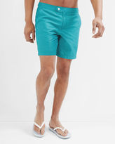 Ted Baker Oxford swim shorts