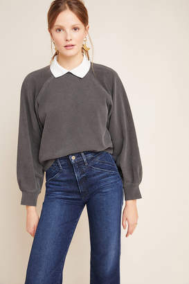 Amo Blair Collared Sweatshirt
