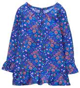 Crazy 8 Floral Peplum Top