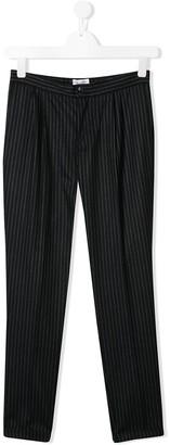 Paolo Pecora Kids pinstripe trousers