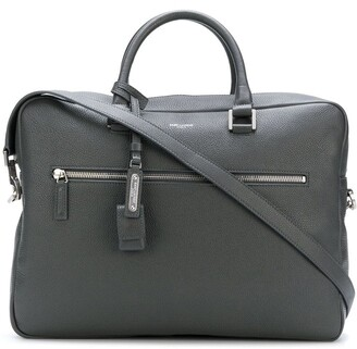 Saint Laurent small Museum flat briefcase
