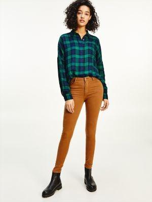 Tommy Hilfiger Harlem High Rise Skinny TH Soft Jeans