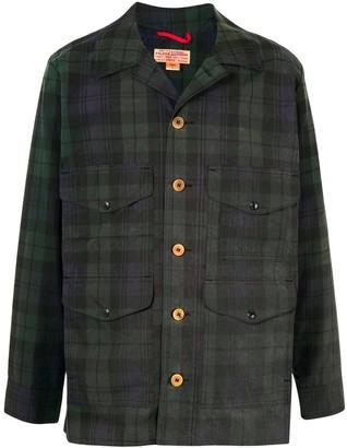 Filson Plaid Print Jacket