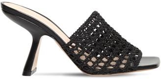 Nicholas Kirkwood 90mm Macrame Sandals