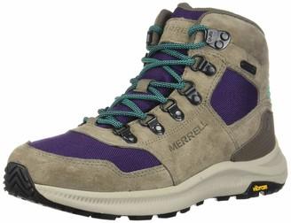 Merrell Women's Ontario 85 Mid Waterproof Hiking Shoe