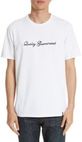 Rag & Bone Men's Quality Guaranteed Embroidered T-Shirt