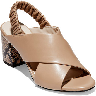 Cole Haan Anastasia City Leather Sandal