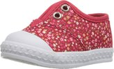 Toms Tiny Zuma Red Canvas Ditsy Floral 10008997 Tiny 3