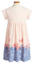 Tea Collection Toddler Girl's Rainbow Falls Dress