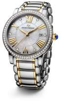 David Yurman Classic 38Mm Quartz Watch With 18K Gold And Diamonds