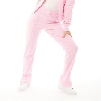 Y-3 Womens Classic Logo Track Pants Fresh Candy