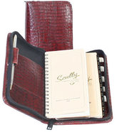 Scully Zip Pocket Agenda Lizard 5008Z