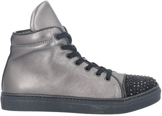 ANDREA MONTELPARE High-tops & sneakers