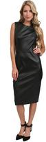By Malene Birger Maluba Leather Dress in Black