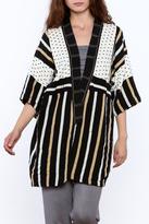 Ace&Jig 3/4 Sleeve Kimono