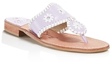 Jack Rogers Pretty In Pastel Thong Sandals