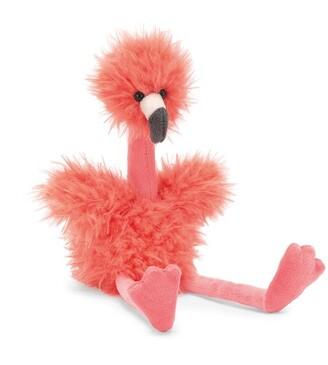 Jellycat Plush Animal Bonbon Flamingo 7''