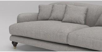 Holton Fabric 3 Seater Sofa