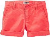 Osh Kosh Oshkosh Rolled Cuff Shorts - Toddler Girls 2t-5t