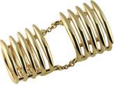 Shaun Leane Gold vermeil Long Finger Quill ring