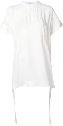 Givenchy panelled T-shirt