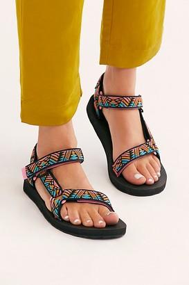 Teva Original Universal Printed Sandals at Free People