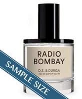 D.S. & Durga Sample - Radio Bombay EDP by 0.023oz Fragrance)