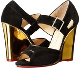 Charlotte Olympia Marcella 100 Women's Wedge Shoes