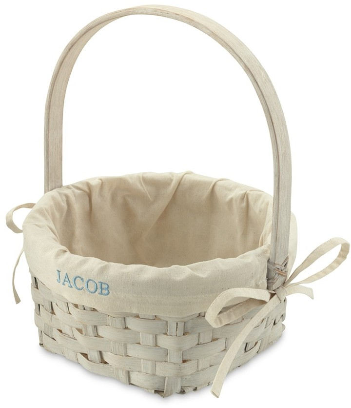 Williams-Sonoma Easter Basket, White