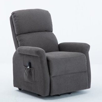Red Barrel Studio Araiah Power Lift Assist Recliner