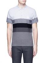 Kenzo Colourblock polo shirt