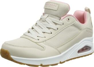 Skechers Women's Street UNO-Inside Matters Sneaker