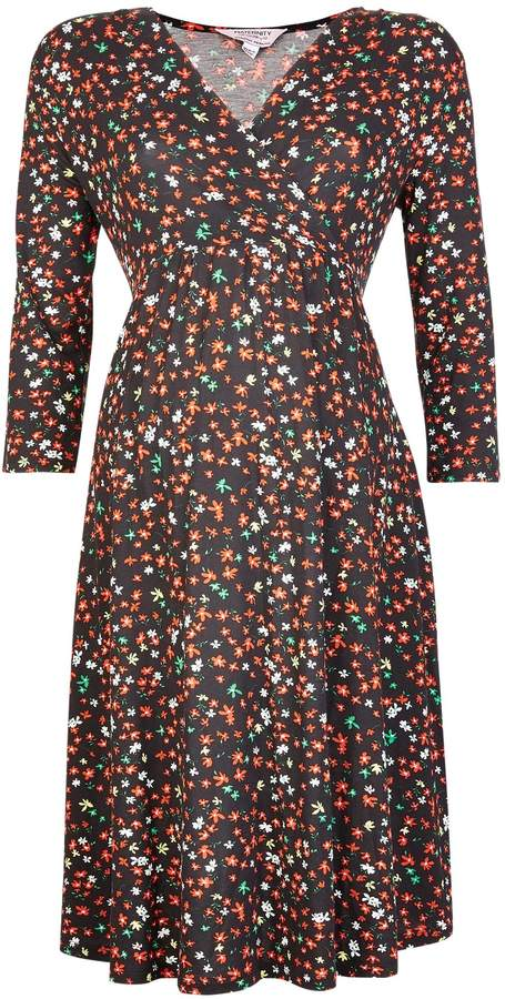dfd743bec6d01 Floral Print Maternity Dress - ShopStyle UK