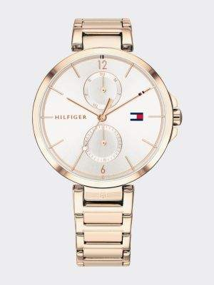 Tommy Hilfiger Link Bracelet Chronograph Watch