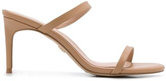 Kurt Geiger Petra 75mm strappy sandals