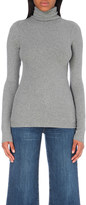 J Brand Centro stretch-cotton jumper