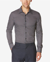 Perry Ellis Men's Foulard-Print Long-Sleeve Shirt