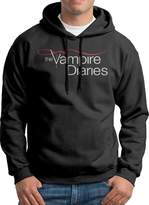 XJBD Men's The Vampire Diaries Sweater Size L