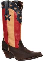"""Durango Women's Boot DRD0060 12"""" Stars and Stripes Crush"""