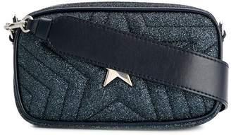 Stella McCartney Star glitter belt bag