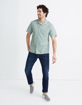 Madewell Linen-Cotton Easy Camp Shirt