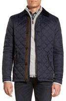 Barbour Men's 'Fortnum' Regular Fit Quilted Jacket