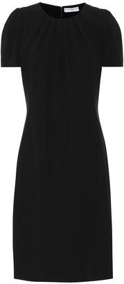 Givenchy Crepe midi dress