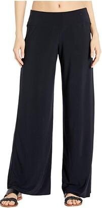 Magicsuit Cabana Pants Cover-Up (Black) Women's Swimwear