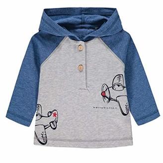 Bellybutton Baby Boys' Langarmshirt T-Shirt