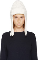 Stella McCartney Ivory Merino Fisherman's Hat