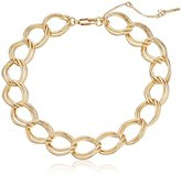 """Kenneth Cole New York Urban Nero"""" Large Link Necklace, 19"""""""