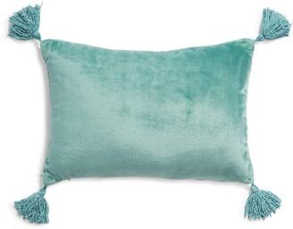 Nordstrom Bliss Tassel Velvet Accent Pillow