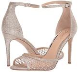 Badgley Mischka Nakisha (Light Gold) Women's Shoes